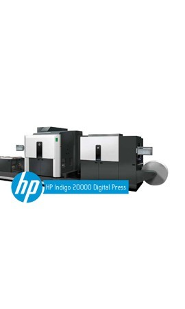 Indigo 20000 Digital Press