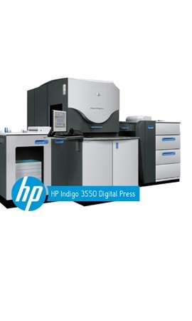 Indigo 3550 Digital Press