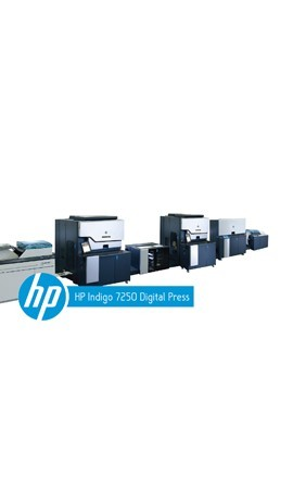 Indigo W7250 Digital Press