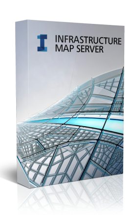 Infrastructure Map Server