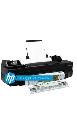 Designjet T120 ePrinter Series