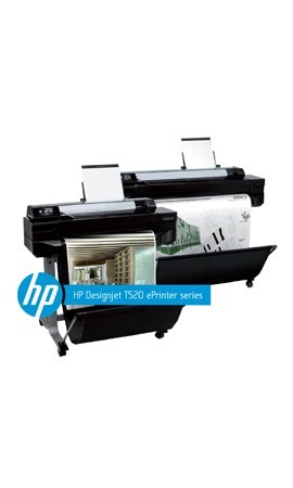Designjet T520 ePrinter Series