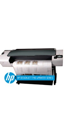 Designjet T790 ePrinter Series