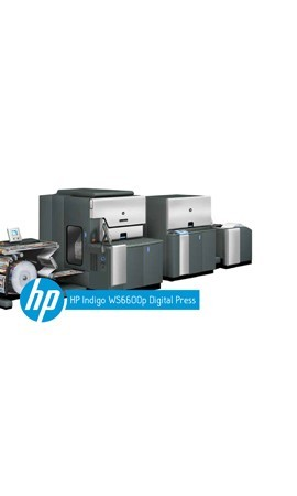 Indigo WS6600p Digital Press